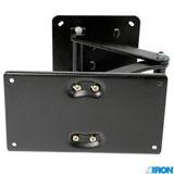 Suporte de Parede Articulado para TVs LCD ate 26 Preto - SA300V12BK - Airon Flex