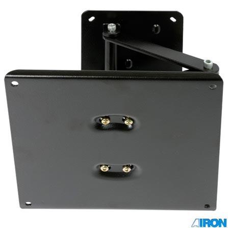 Suporte de Parede Articulado para TVs LCD ate 40 Preto - SA300V22BK - Airon Flex, Preto, 24 kg, LCD de 32'' a 40'', Não especificado, Aço, 03 meses