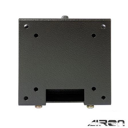 Suporte de Parede Fixo para TVs LCD ate 23 Preto - SF35V11BK - Airon Flex, Preto, 22 kg, LCD até 23'', Não especificado, 03 meses, Aço