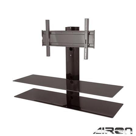 Rack de Parede Simply,Compatível TV LCD 40