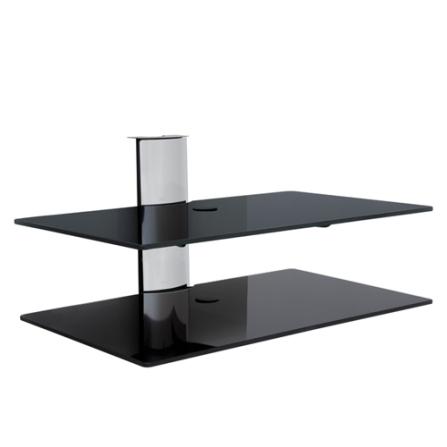 Rack Airon Simply  602CTI Black Glass