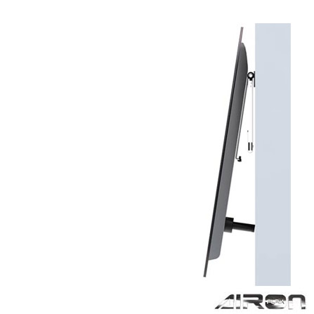 , Inox, 30 kg, LED de 32'' a 60'', Não especificado, 03 meses, Aço