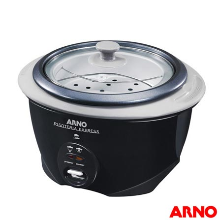 Risoteira Arno Express - RAEX, 110V, 220V, Risoteira, 1,5 Litros, Não especificado, Não especificado, Não especificado, 500 W