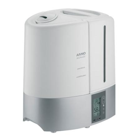 Umidificador com Difusor de Aroma/Tela de LCD Arno, 110V