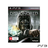 Jogo Dishonored para PlayStation 3 + DLC