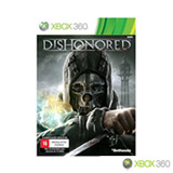 Jogo Dishonored para XBOX 360