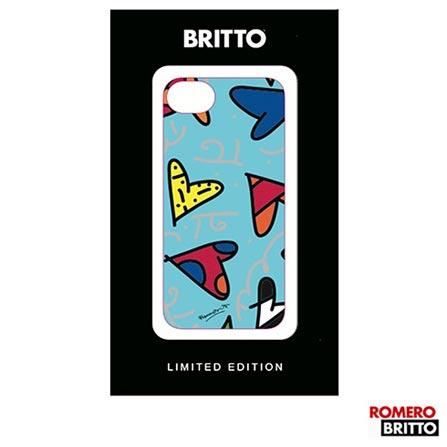 Capa para iPhone 5 Britto Baby Blue Colorida - Britto - MA0113IBB