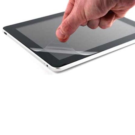 Protetor de Tela Fosco para iPad 2 - BodyGuardz, Não se aplica