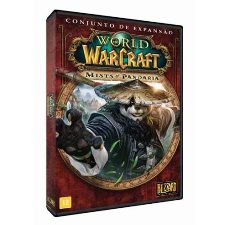 Jogo World of Warcraft: Mists of Pandaria (Conjunto de Expanção) para PC - Blizzard