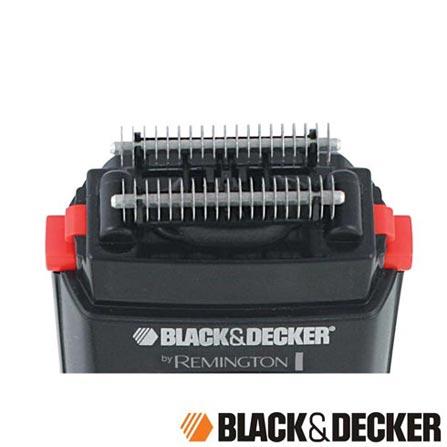 Barbeador Elétrico e a Bateria Black&Decker Bivolt - BD3790
