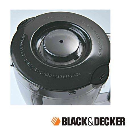 Liquidificador 2 Velocidades com Filtro Black&Decker - LF890P, 110V, 220V