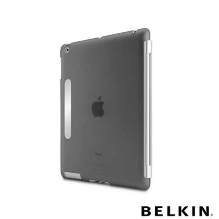 Capa Traseira para iPad 3 e 4 Preta Belkin