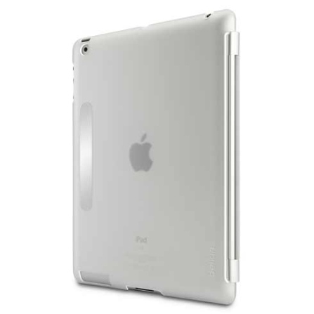 Case Snap Shield Transparente para iPad 3 - Belkin - F8N745TTC01