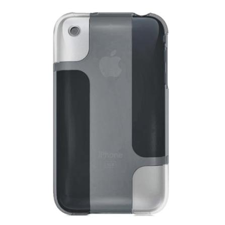 Capa Grafite de policarbonato para iPhone - Belkin - F8Z455027, Grafite e Cinza, 36 meses