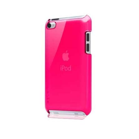 Capa Rígida Policarbonato para iPod Touch - Belkin, Laranja, 12 meses