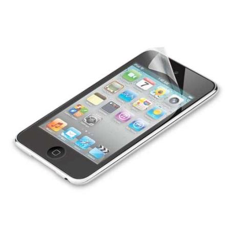 Kit com 3 Películas para iPod Touch 4 - Belkin, Não se aplica, 12 meses