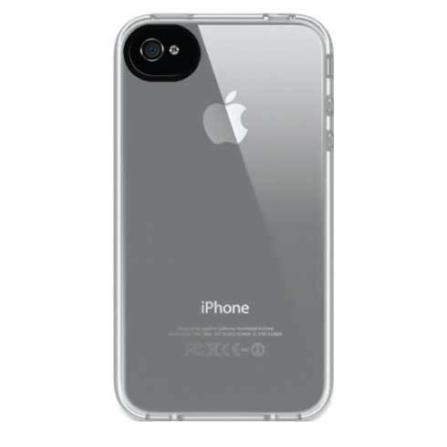 Capa para iPhone 4 Essential Transparente Belkin, Não se aplica, 12 meses