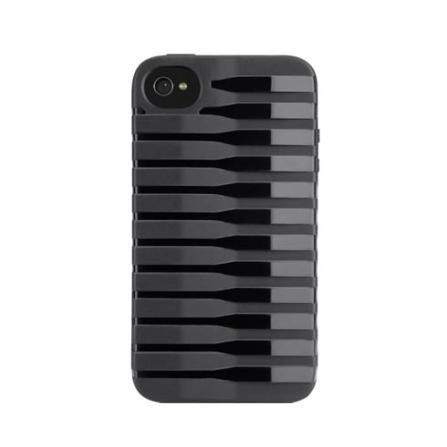 Capa Essential Preto para iPhone 4 - Belkin - F8Z859EBC00