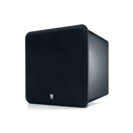"Subwoofer Wireless Sem Fio / Amplificador de 150W RMS / Woofer de 8"" / Preto - Boston - HPS8WIMDNT"