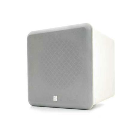 Subwoofer Wireless Sem Fio / Amplificador de 150W RMS / Woofer de 8'' / Branco - Boston - HPS8WIMIST