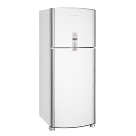 Refrigerador 2 Portas 439L/Painel Digital Brastemp, 110V, 220V, De 351 a 500 litros, 02 Portas, 02 Portas, Sim, 433 Litros, 107 Litros, 326 Litros, 56 kWh/mês, Branco, 01 ano