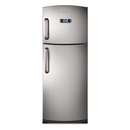 Refrigerador 432L Frost Free Gourmand Brastemp, 110V, 220V, De 351 a 500 litros, 02 Portas, 02 Portas, Sim, 432 Litros, 107 Litros, 325 Litros, Inox