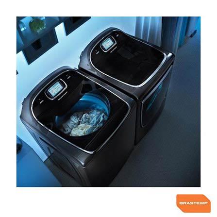 Lavadora de Roupa Brastemp  Vantage 8,5kg - BWI85A, 110V, LB, 8,5 kg, Lavadora, De 7 kg a 9 kg