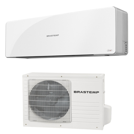 Condicionador de Ar Split Clean 9000Btus Brastemp, 220V, LA, 9.000 BTUs, Split, 9.000 a 11.500 BTUs