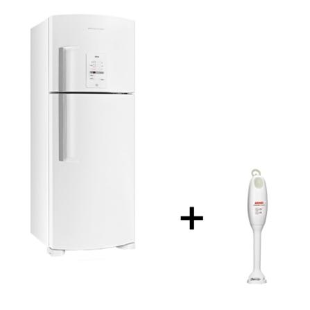 Refrigerador  Ative Brastemp + Mixer Arno, 110V, LB