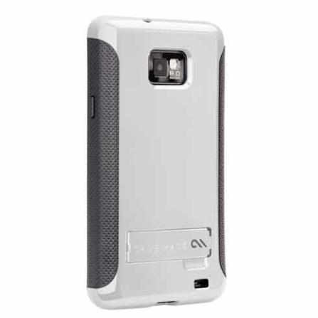 Capa em Branca Rígida para Samsung Galaxy S2 Pop