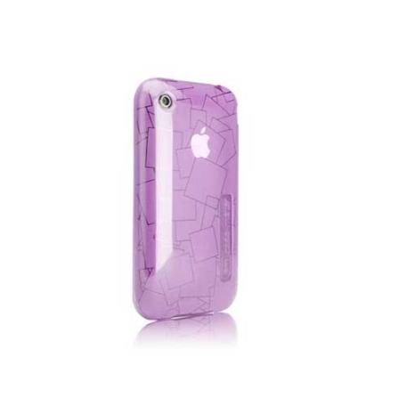 Capa para iPhone 3G / 3GS Lilás - Case Mate - C5CMO10196, Lilas, 06 meses