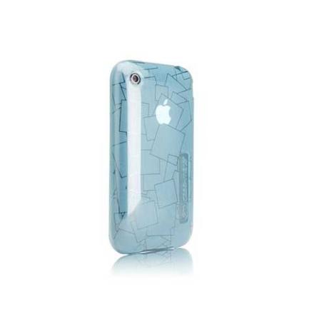 Capa para iPhone 3G / 3GS Azul - Case Mate - C5CMO10198, Azul, 06 meses