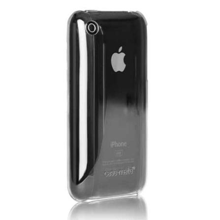 Capa Resistente para iPhone Transparente - Case Mate - C5IPH3GBTCLR, Não se aplica, 06 meses