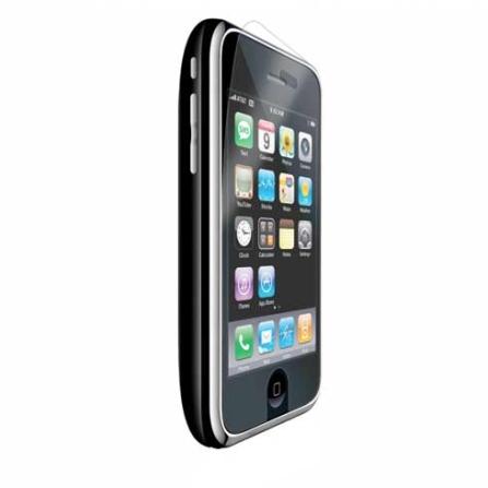 Película Protetora para iPhone Transparente - Case Mate - IPH3GPSFF, Não se aplica