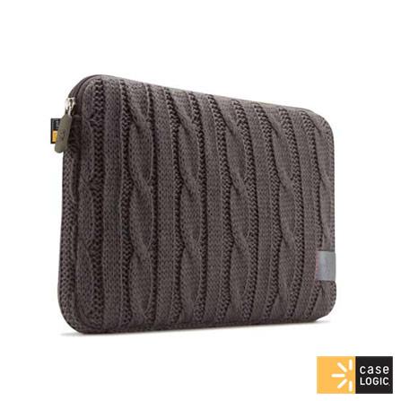 Capa Sleeve Cinza para Netbook 10