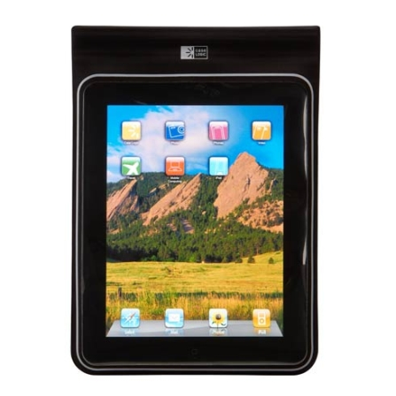 Capa Sleeve Preto resistente à água para Tablet - Case Logic - IPADW10101