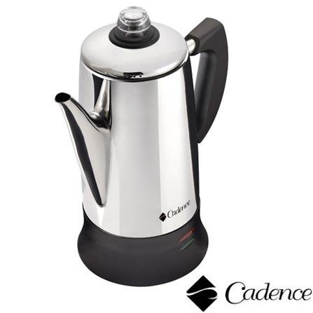 Cafeteira em Inox com Capacidade para 1,7 Litros - Cadence - CAF103_110