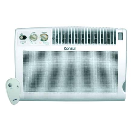 Condicionador de Ar 7500Btus Quente e Frio Consul, 220V, Branco, 5.000 a 8.500 BTUs, 7.500 BTUs, 12 meses