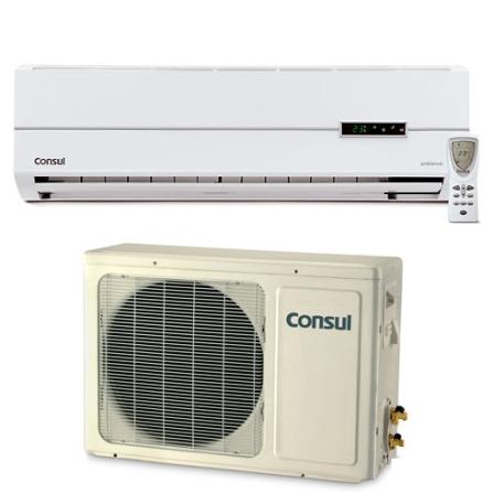 Condicionador de Ar Split 12.000Btus Ambience Ciclo Reverso Consul - CJCBR120BBNA, LA, 12.000 BTUs, Split, 12.000 a 18.500 BTUs