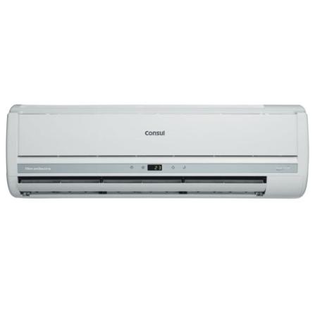 Condicionador de Ar Split Bem Estar Reverso 7.000Btus / Quente e Frio / Branco - Consul - CJCBZ07ABBNA, 220V, LA, 7.000 BTUs, Split, 5.000 a 8.500 BTUs