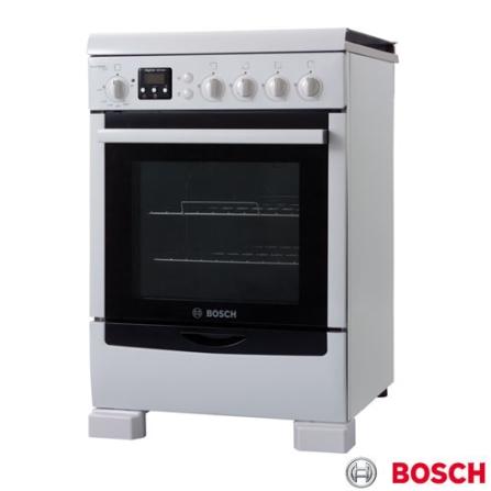 Fogão de Piso 4 Bocas Branco Express Grill Bosch - HSC65K50ED, LB, Branco, Sim, 04 Bocas, 01, Piso, a Gás, Automático
