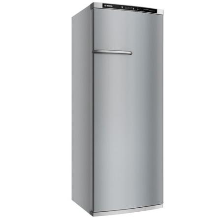 Refrigerador 1 porta 371L  All Refrigerator Bosch, 110V, 220V, 01 Porta, 01 Porta, 371 Litros, 27 kWh/mês, Inox, De 351 a 500 litros