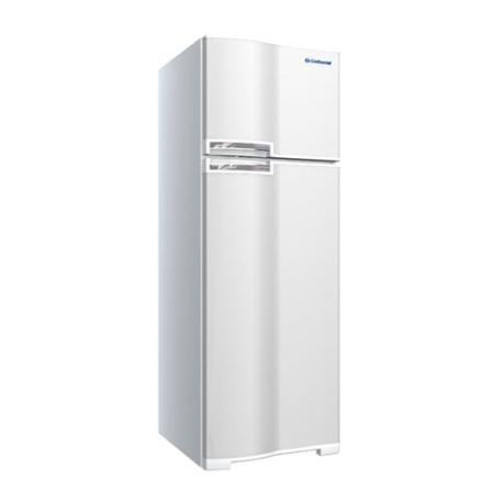 Refrigerador 2 Portas 318L Frost Free / Painel de Controle Eletrônico / Função Férias Automática / Prateleiras de Vidro, 110V, 220V, 02 Portas, 02 Portas, Sim, 318 Litros, 71 Litros, 247 Litros, Branco, De 141 a 350 litros