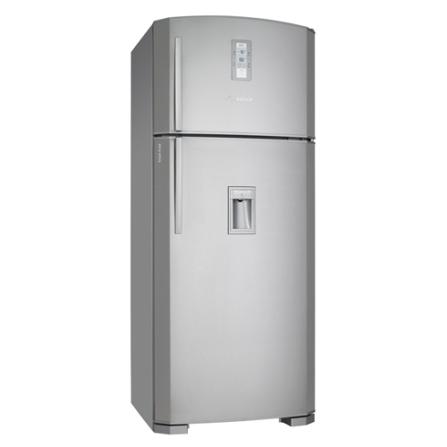 Refrigerador 2 Portas 403L Frost Free Bosch, 110V, 220V, LB, 02 Portas, 02 Portas, Sim, 403 Litros, 89 Litros, 314 Litros, Sim, Inox, De 351 a 500 litros