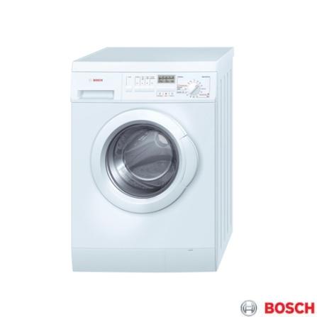 Lavadora e Secadora de Roupa 5Kg com Display de LCD - Bosch - WVT1260BR, LB, 5 kg, Lava-Seca, Até 6 kg