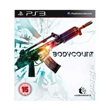 Jogo  Bodycount para PS3