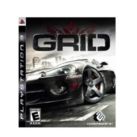 Jogo Grid para PS3 - GRID