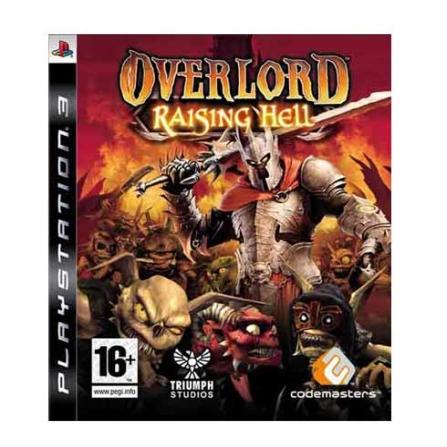 Jogo Overlord: Raising Hell  para PS3