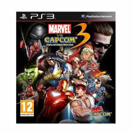 Jogo Marvel VS Capcom 3 para XBOX 360 - MARVEL3FAT2