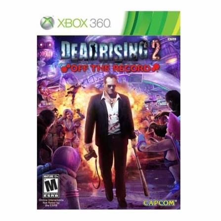 Jogo Dead Rising 2 para XBOX 360 - XBDEDRISING2